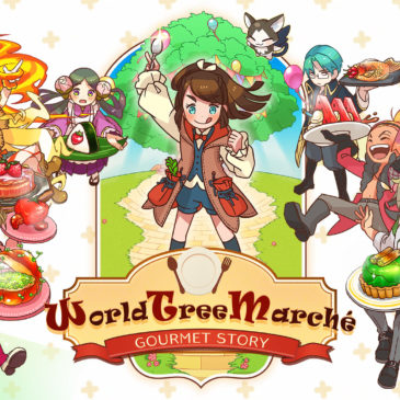 World Tree Marché Launches Globally for Nintendo Switch on 28th February!