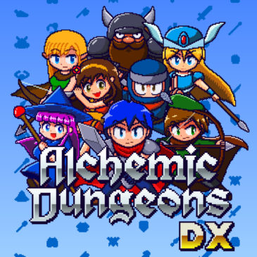 Alchemic Dungeons DX Arrives on Nintendo Switch and Steam on 14th February!
