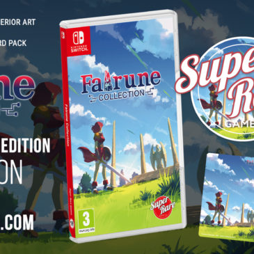 Fairune Collection Super Rare Games Limited Edition Details Announced!