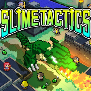 Slime Tactics Arrives This Week on Nintendo Switch!